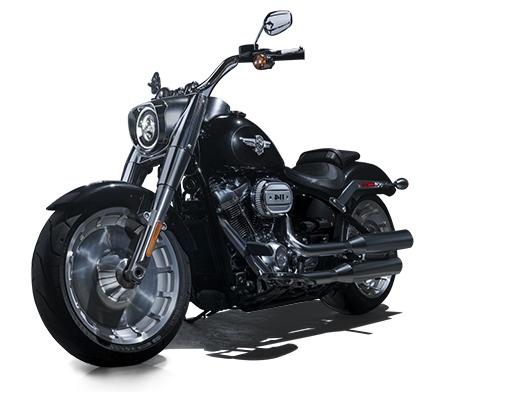 Harley Davidson Fat Boy 114 bike